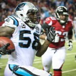 Thomas Davis Carolina Panthers