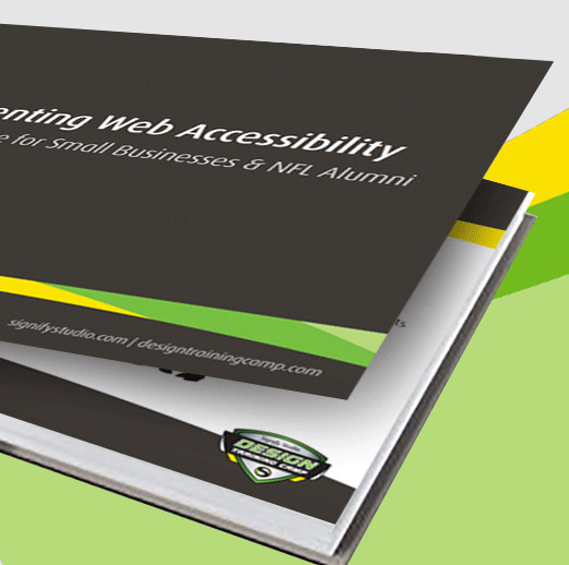 Free accessibility eBook